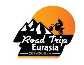 Nro 64 kilpailuun Logo design for specific motorbike tour käyttäjältä Lazarus1988