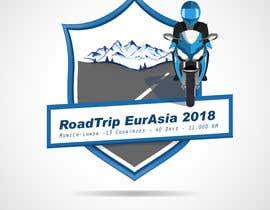 Nro 78 kilpailuun Logo design for specific motorbike tour käyttäjältä Zerooadv