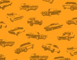 #38 สำหรับ Background  Skin / Collage needed of Muscle Car Pattern / Arrangement โดย Aptsyy