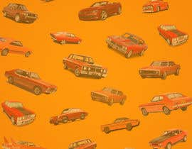 #36 สำหรับ Background  Skin / Collage needed of Muscle Car Pattern / Arrangement โดย Adnanhabib02