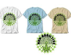 #64 for Design a T-Shirt relating to Australia and Cannabis by ratnakar2014