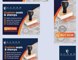 #69 for Custom Stamps AdWords Banners (10 Sizes) by angiras23