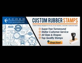#54 for Custom Stamps AdWords Banners (10 Sizes) by arshh24