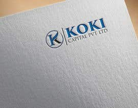 #81 for koki capital pvt ltd af Vector214