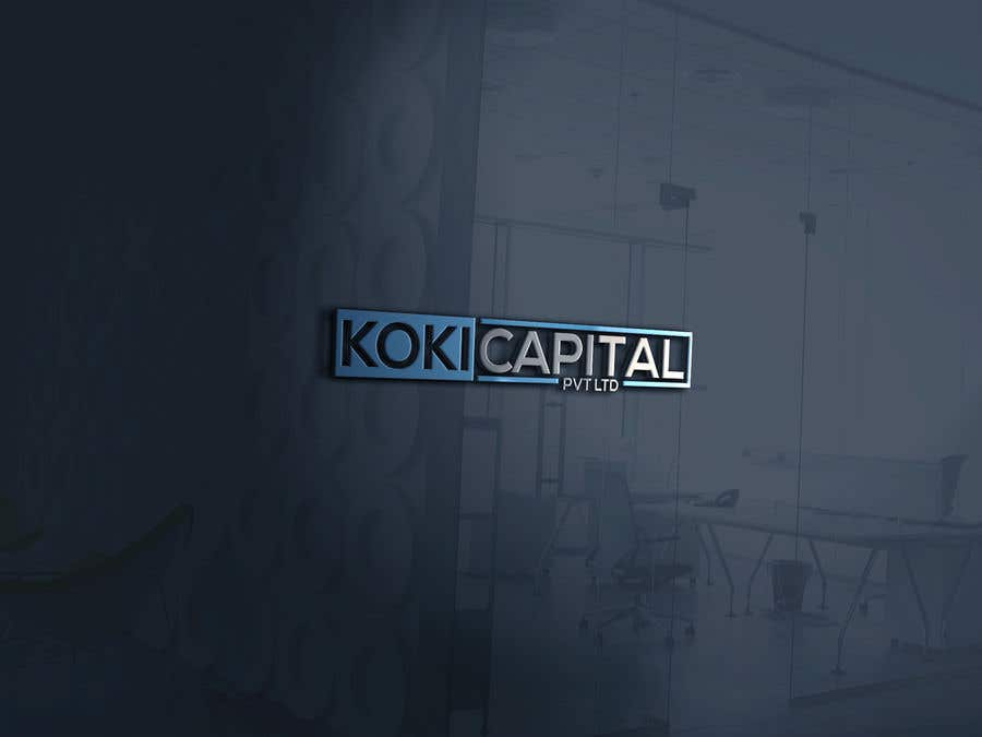 Konkurrenceindlæg #88 for koki capital pvt ltd