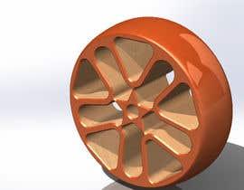 Nro 45 kilpailuun wheel design for board game käyttäjältä inor1