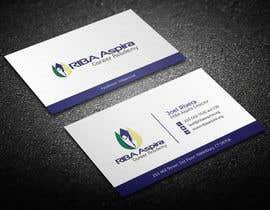 #73 untuk Design some Business Cards for a Non-Profit Company oleh rtaraq