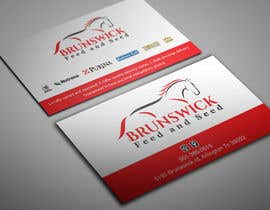 #202 for Feed Store Business Card! by BikashBapon