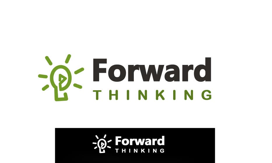 "Intrarea #347 pentru concursul ""Logo Design for Forward Thinking"""