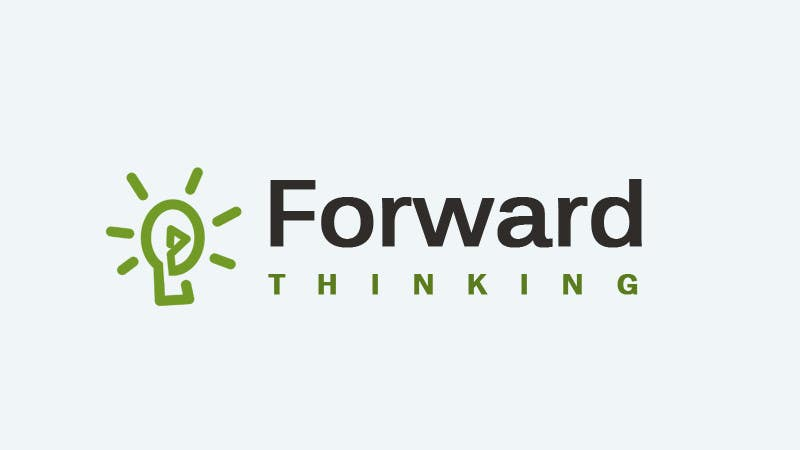 Penyertaan Peraduan #288 untuk Logo Design for Forward Thinking