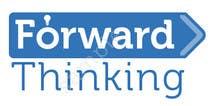 "Graphic Design Intrarea #16 pentru concursul ""Logo Design for Forward Thinking"""