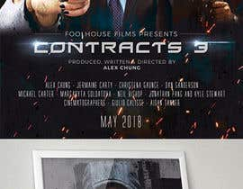 #31 для Movie Poster - Titled: CONTRACTS 3 від zhoocka