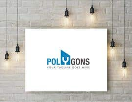 #105 for Create a new logo for Polygons by AmanGraphic