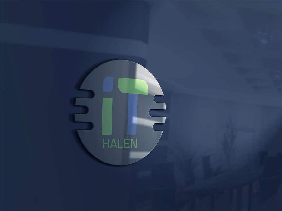 Contest Entry #47 for Logo for Halén IT