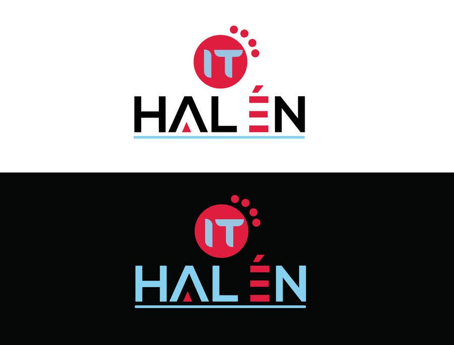 Contest Entry #67 for Logo for Halén IT
