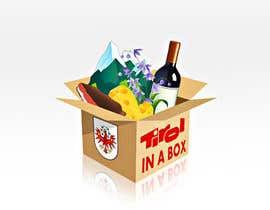 "Spector01 tarafından Design a Logo for ""Tirol in a Box"" için no 23"