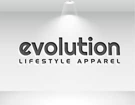 #113 for Evolution Lifestyle Apparel represents a line of clothing and accesories by flowartist132