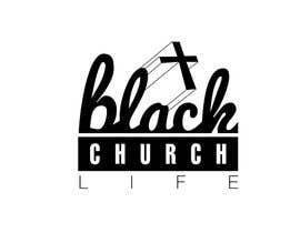 #21 for Design a Logo for Black Church Life by ruizgudiol