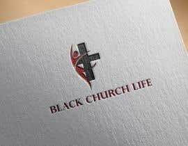 #7 for Design a Logo for Black Church Life by anuyta07