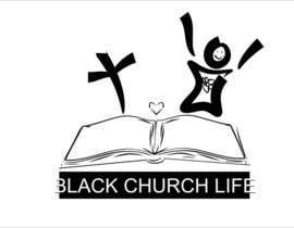 #17 for Design a Logo for Black Church Life by alpharajarajan