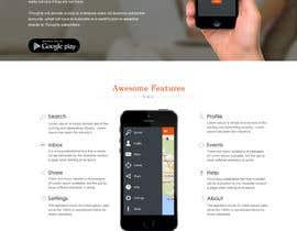 #13 para Can you improve the website thoughtyapp.com? por webidea12