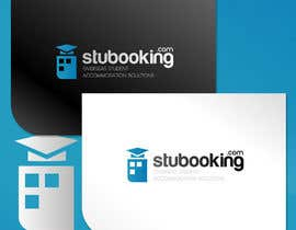 #59 para Logo Design for stubooking.com por nom2