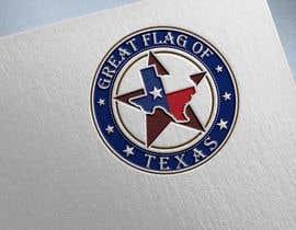 magepana tarafından Design a Logo for Great Flag of Texas için no 41