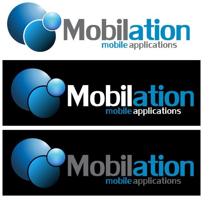 Penyertaan Peraduan #                                        59                                      untuk                                         Logo Design for Mobilation