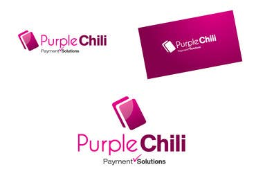 #87 cho Logo Design for Purple Chili Payment Solutions bởi paxslg