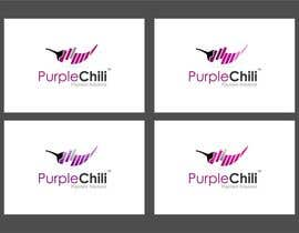 timedsgn tarafından Logo Design for Purple Chili Payment Solutions için no 105