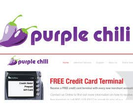 #162 pentru Logo Design for Purple Chili Payment Solutions de către StoneArch