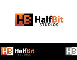 #118 para Logo Design for HalfBit por benpics