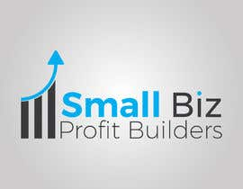 """#33 for I need a logo for my newsletter called """"Small Biz Profit Builders"""".    Logo should have both and image and text. Something money related would be acceptable. by mahinul000"""