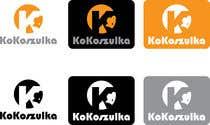 Graphic Design Kilpailutyö #46 kilpailuun Logo design - online store KoKoszulka