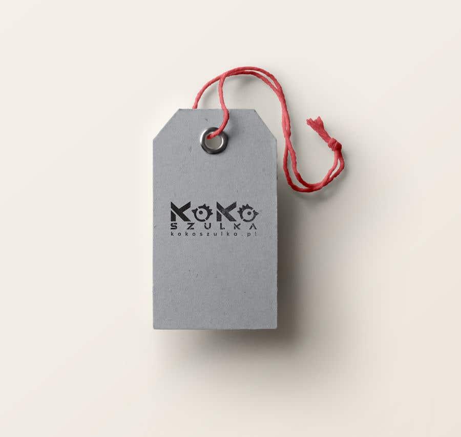 Kilpailutyö #103 kilpailussa Logo design - online store KoKoszulka