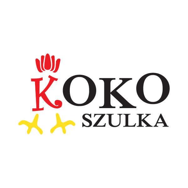 Kilpailutyö #70 kilpailussa Logo design - online store KoKoszulka