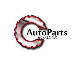 #143 for Logo  autoparts ecuador by luisarmandojeda
