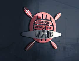 #42 for Build me a logo for the national danish ladies canoepolo team by midouu84