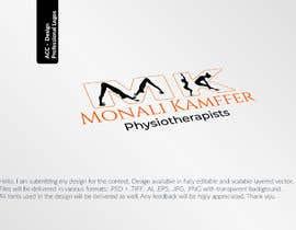 Nro 82 kilpailuun Design a logo for Physiotherapy practice käyttäjältä KingoftheLogo
