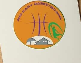 #6 untuk Logo for college basketball tournament oleh midouu84