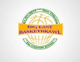 #8 untuk Logo for college basketball tournament oleh AnaGocheva