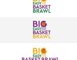 #4 untuk Logo for college basketball tournament oleh badrddinregragui
