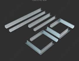 #35 für 3D steel angle graphics von Jun01