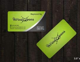 #26 , Business Card Design for FindQpons.com 来自 kinghridoy