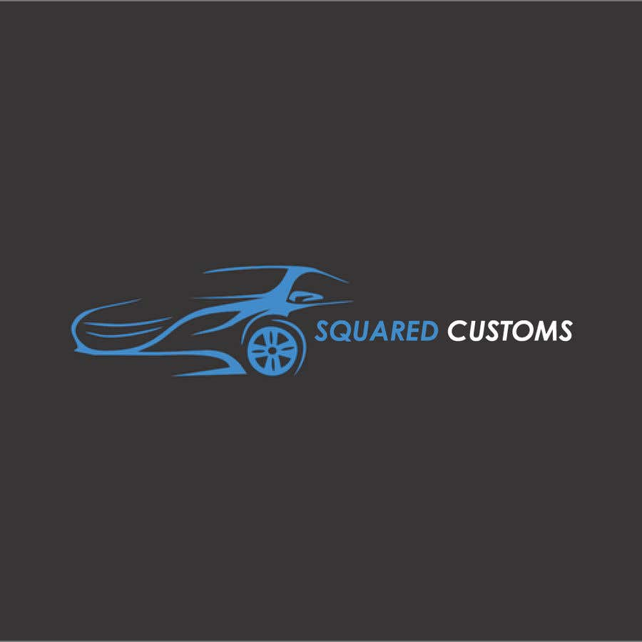 Entry 58 By Architect141211 For Design A Logo Of A Custom Car Shop