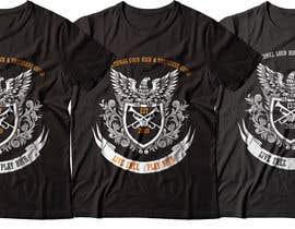 nº 10 pour Design a T-Shirt par RibonEliass