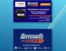 #29 for Diseño de tarjeta de presentación de empresa by jdmorillo
