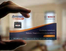 #24 for Diseño de tarjeta de presentación de empresa by Kajol2322