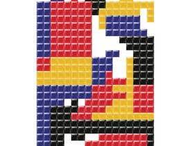 #15 for Design a poster - tetris by barbaranokrek