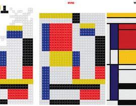 #17 for Design a poster - tetris by littlenaka